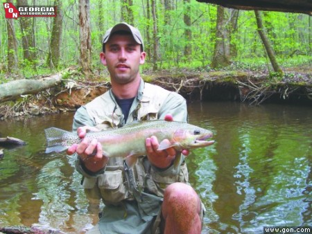 Hunting For Public-Water Trophy Trout