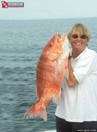 Capt judy helmey banks on summer snapper for Commercial fishing boats for sale gulf coast