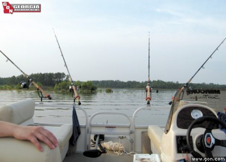 Clarks hill cats with the sultan of slime for Clarks hill fishing report