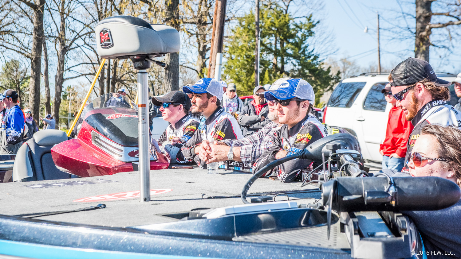 Flw college fishing opener set for seminole for Flw college fishing