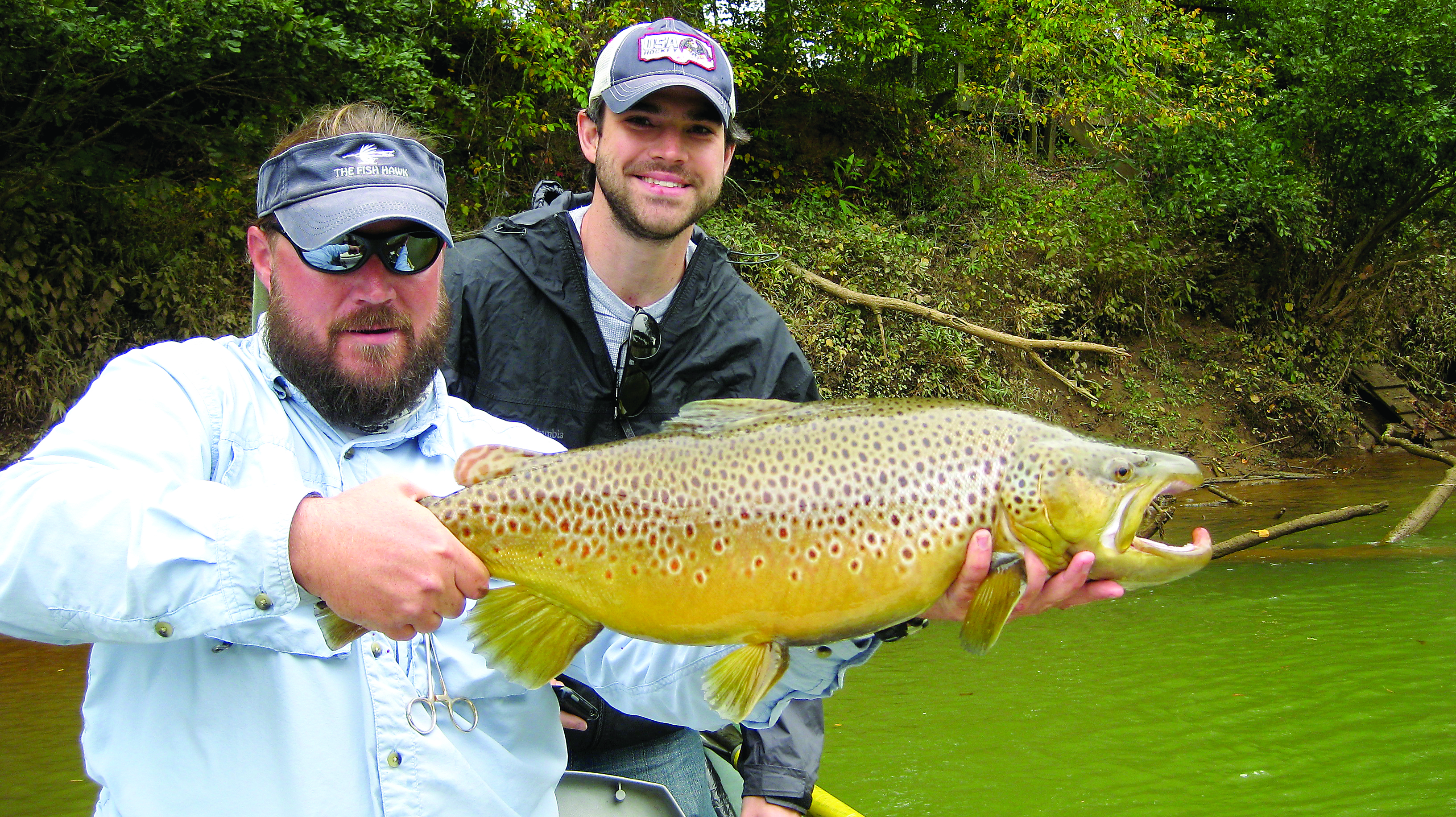 Monster Browns Of The Chattahoochee